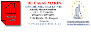 DE CASAS MARIN logo