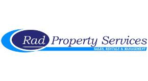 RAD PROPERTY SERVICES logo