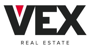 VEX REAL ESTATE logo