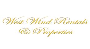 WEST WIND RENTALS & PROPERTIES logo