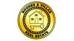 Houses & Villas Real Estate logo