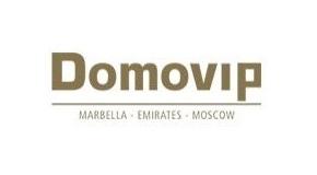 DOMOVIP REAL ESTATE logo
