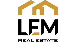 LEM REAL ESTATE logo