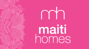 MAITI HOMES logo