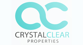Crystal Clear Properties logo