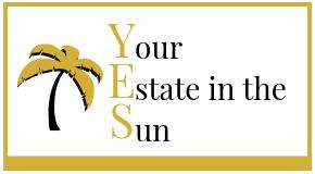 YOUR ESTATE IN THE SUN logo